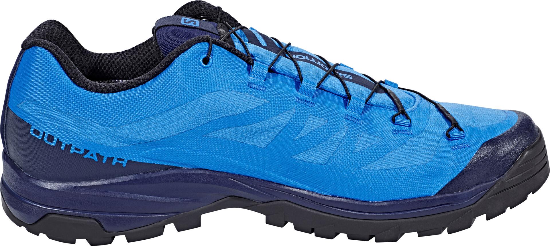 Salomon Outpath Homme sur CAMPZ bleu GTX Chaussures wOZ08XNPkn